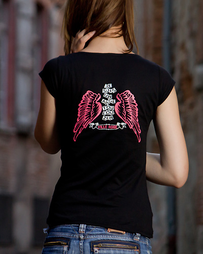 T-Shirt F ANGE en Box